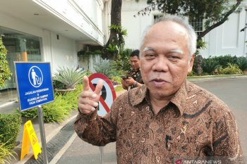 Menteri PUPR sarankan anggota kabinet selanjutnya harus imbangi kecepatan Presiden