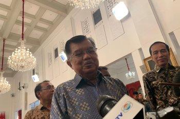 Jusuf Kalla: Selalu menarik bekerja bersama Jokowi