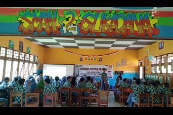 KPU Kayong Utara sosialisasi proses pemilu melalui Rumah Pintar Pemilu