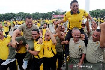 Sinergitas TNI-Polri Jelang Pelantikan Presiden