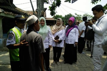 Warga Kadomas keluhkan penggusuran terkait reaktivitasi rel kereta api Rangkasbitung-Labuan