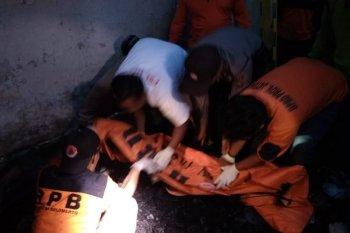 Kantin TK terbakar, satu orang tewas dan sulit dikenali