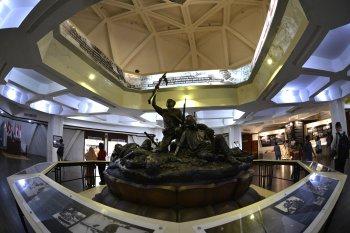 Museum 10 Nopember Surabaya dilengkapi hologram 3-dimensi