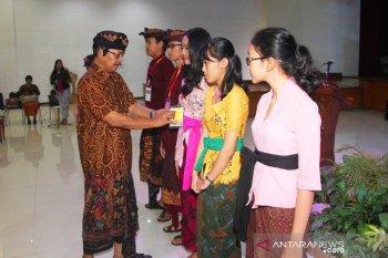 Mahasiswa ISI Denpasar dilatih jadi kader antinarkoba