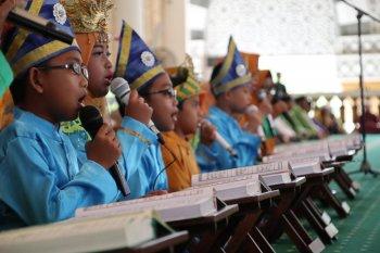 Sebanyak 6.376 peserta ikuti Khataman Al Quran massal di Kota Pontianak