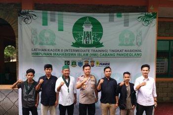 Karena cinta pada mahasiswa, Kapolda Banten datangi kegiatan HMI