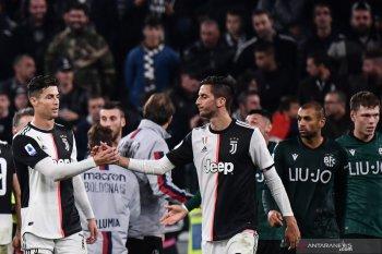 Hasil dan klasemen Liga Italia: Juve kokoh di puncak
