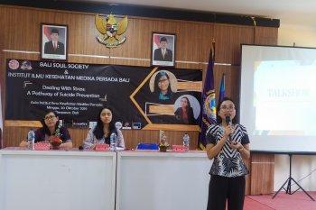 """Bali Soul Society"" adakan talkshow ""Hari Kesehatan Jiwa Sedunia"""