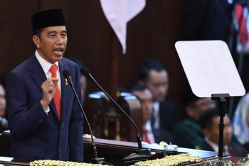 Presiden Jokowi akan pangkas eselon