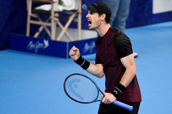 Andy Murray raih gelar ATP