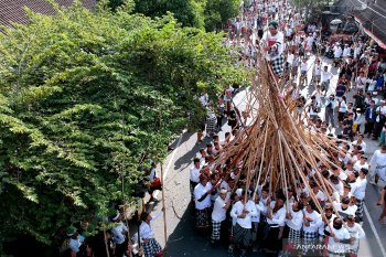 "Desa Munggu Badung ""dandani"" Tradisi Mekotek jadi atraksi wisata"