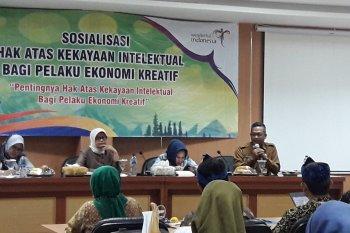 Dispar Banten dorong pelaku ekonomi kreatif pariwisata daftarkan hak kekayaan intelektual