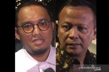 Teka-teki posisi menteri Prabowo Subianto dan  Edhy Prabowo