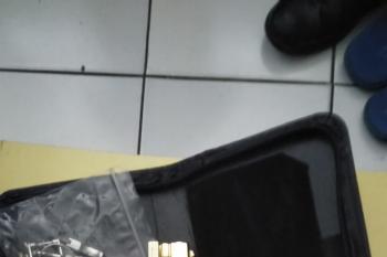 Polda Bali dalami temuan paket senjata api asal China