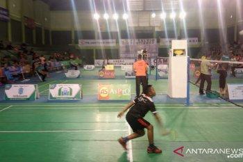 PBSI Kota Pontianak gelar Pertandingan Badminton 2019