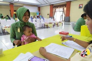 "Dharma Pertiwi Daerah J adakan ""Lomba Bayi Sehat"" sambut ""Hari Ibu"" ke-91"
