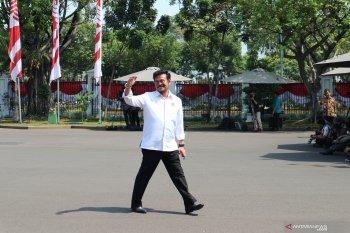 Temui Presiden Jokowi, Syahrul Limpo sudah minta izin Surya Paloh