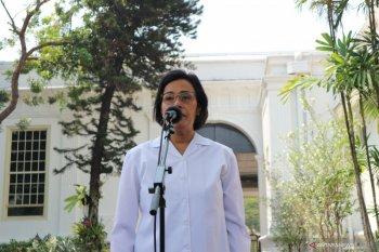 Sri Mulyani tetap jadi Menteri  Keuangan