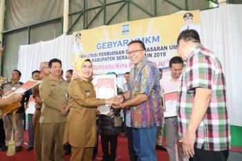 Pemkab Serang gandeng dua marketplace dorong  produk UMKM