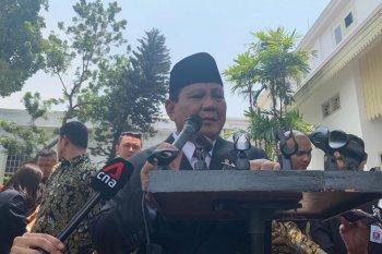 Prabowo pelajari situasi sebelum mulai bekerja