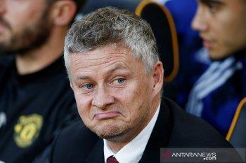 Manajer MU Solskjaer masih butuh tiga pemain untuk tajamkan serangan