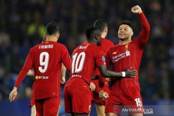 Chamberlain sumbang dua gol saat Liverpool bungkam Genk 4-1