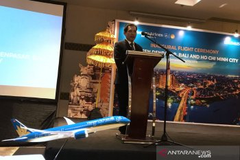 Vietnam Airlines buka rute Denpasar-Ho Chi Minh