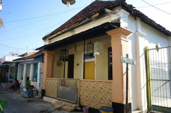 Kampung Lawang Seketeng di Surabaya disiapkan jadi destinasi wisata heritage