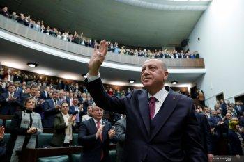 Erdogan: Turki tangkap istri Baghdadi di Suriah