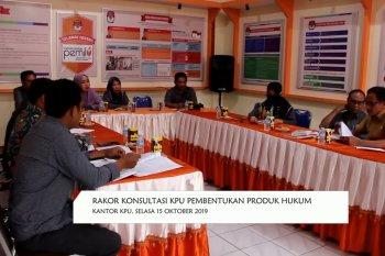 Pemkab Paser Berikan Masukan Pembuatan Produk Hukum KPU