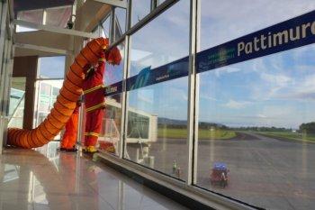 Bandara Pattimura Ambon pasang pemindai suhu antisipasi Vrus Corona
