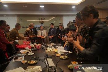 Pengusaha Sarawak survei pasar di Singkawang
