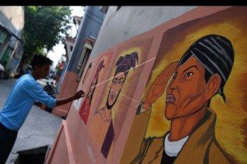 Mural bertema pendidikan