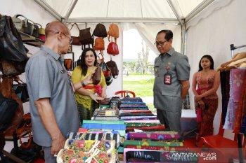 Puluhan pelaku UMKM berpameran di Badung