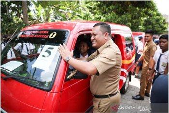 Pemkab Gianyar miliki angkutan gratis khusus siswa