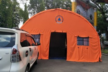 Pemkot Mataram siapkan posko bencana di halaman pendopo