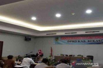 Dinas PMD Bekasi gelar seminar peningkatan kapasitas usaha ekonomi