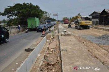 Pelebaran jalan Kalimalang Bekasi ditargetkan selesai 2021
