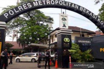 Pasca-terjadi bom Medan, Polrestro Bekasi perketat pengamanan
