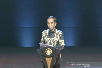 Presiden ingatkan forkompinda agar harmonis