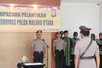 Mantan Kapolres Bantaeng Jabat Humas Polda Maluku Utara