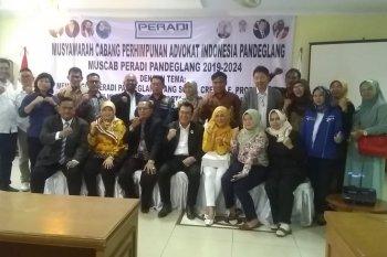 DPC Peradi Pandeglang dukung Irna lanjutkan pembangunan