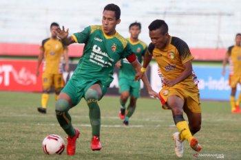 Delapan besar Liga 2: Peluang menipis, Mitra Kukar belum mau menyerah