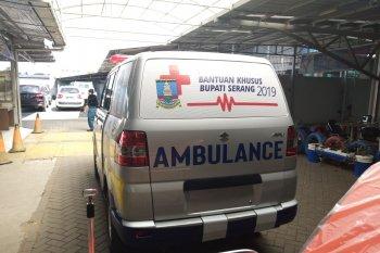 Pemkab Serang segera luncurkan program ambulans desa
