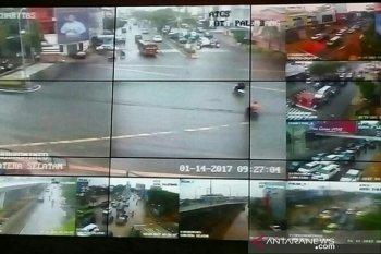 Pemerintah Kota Palembang mulai tertibkan lalu lintas dengan ATCS