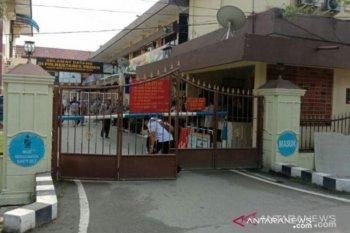 "Flash - Bom bunuh diri ""masuk"" Polrestabes Medan"