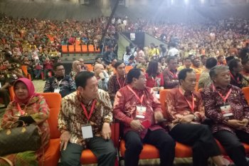 Ketua DPRD Provinsi Jambi hadiri Rakornas Indonesia Maju
