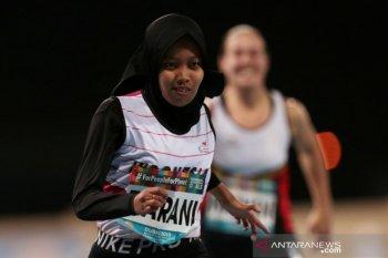 Karisma Evi Tiarani pecahkan rekor dunia 100m para atletik