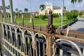 Kisruh soal surat wasiat, Istana Siak ditutup untuk umum