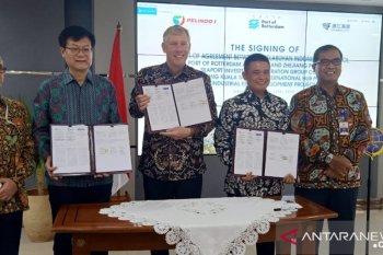 Pelindo I gandeng Belanda-China garap Fase 2 Pelabuhan Kuala Tanjung